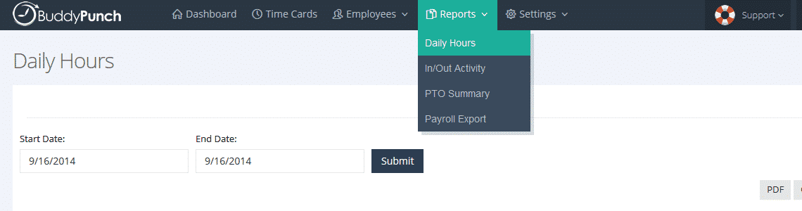 Version 2.0 - Reports