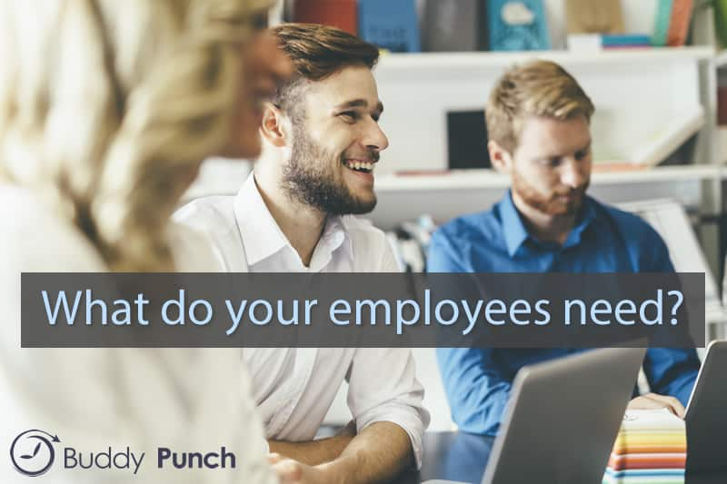 What Your Employees Need From You to Reach Their Full Potential