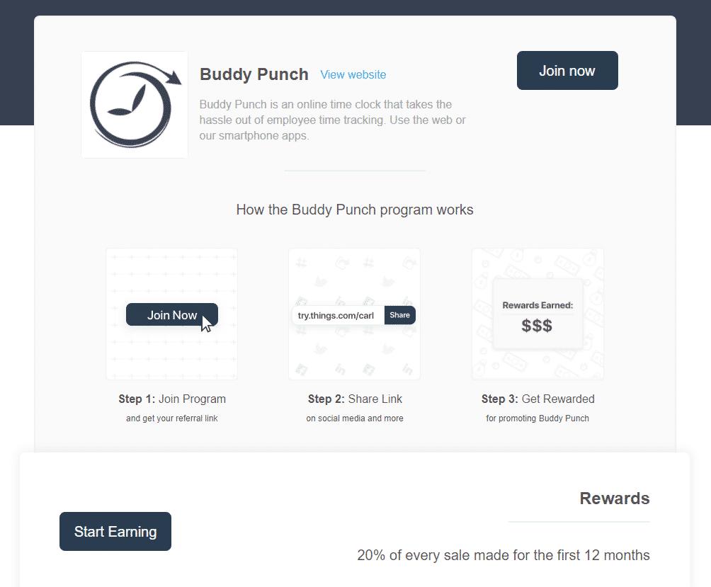 Buddy Punch Consumer Testimonials