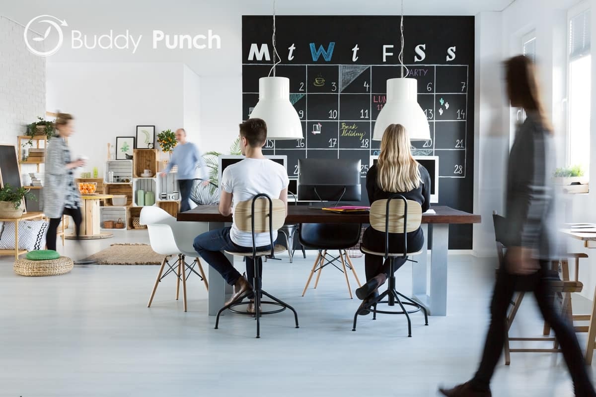 Buddy Punch Making Time Card Approval Simpler