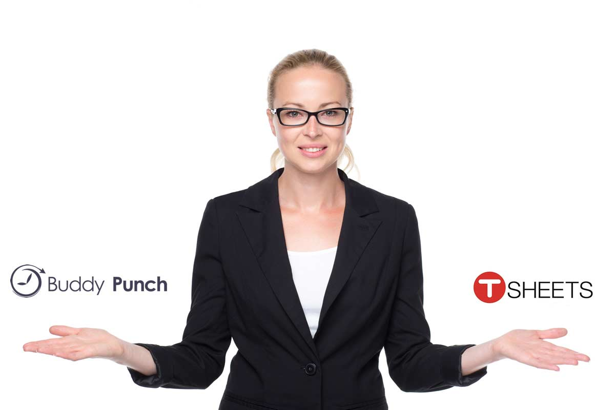 Comparison between Buddy Punch & Tsheets | Employee Time