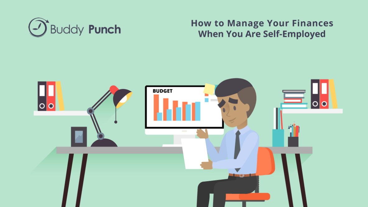 How to manage finances self-employeed