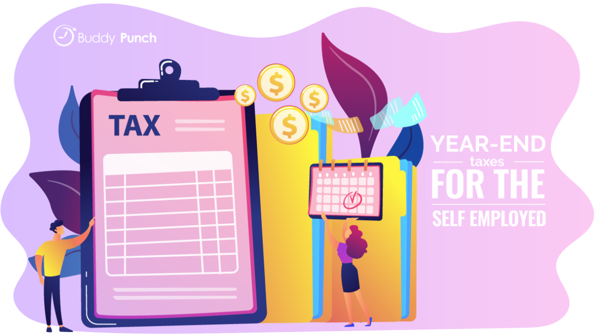 Year End Taxes Self Employed
