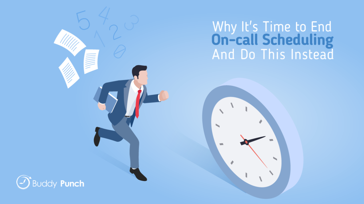 On-call scheduling
