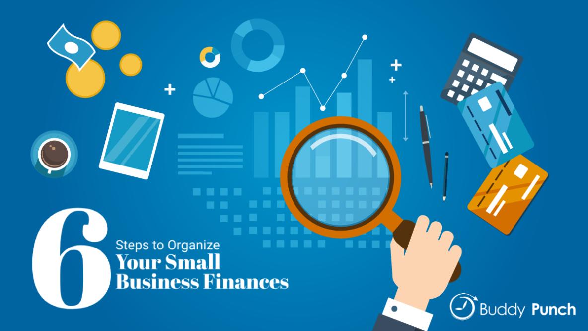 Organize Finances
