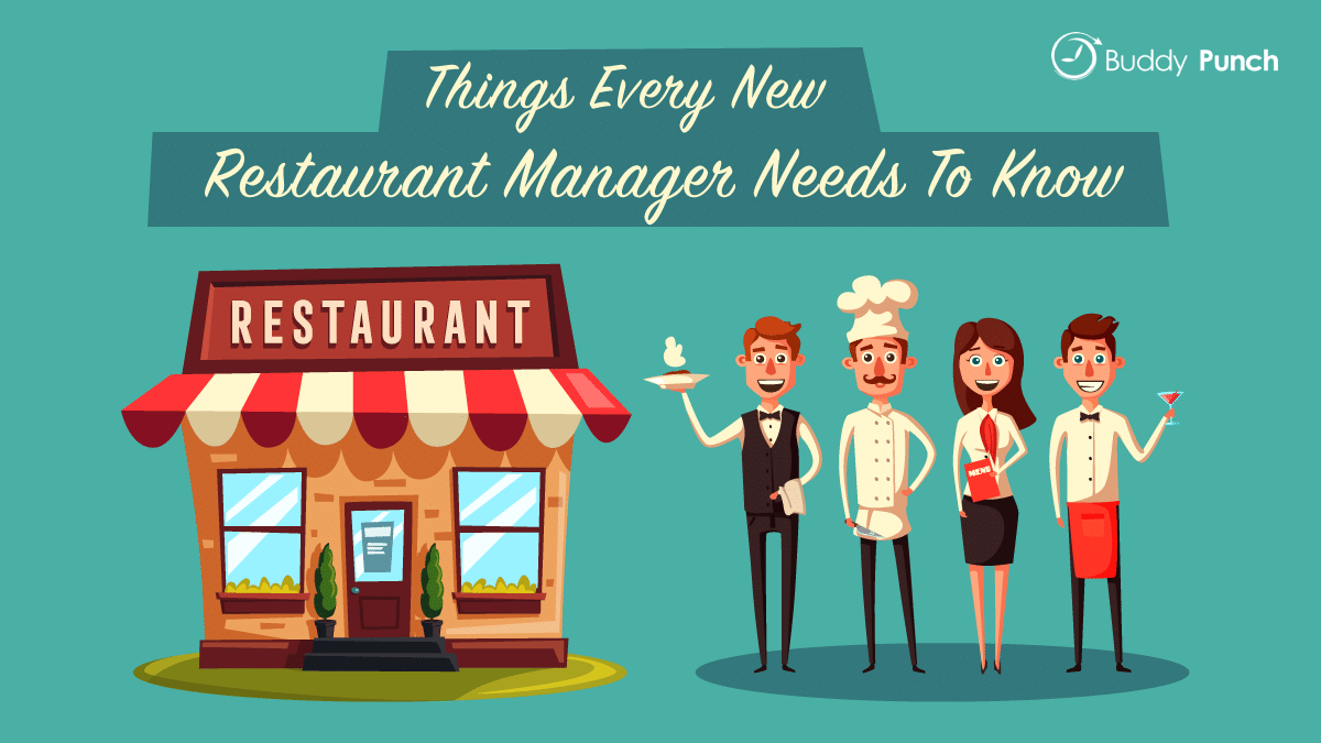 Things Every New Restaurant Manager Needs to Know