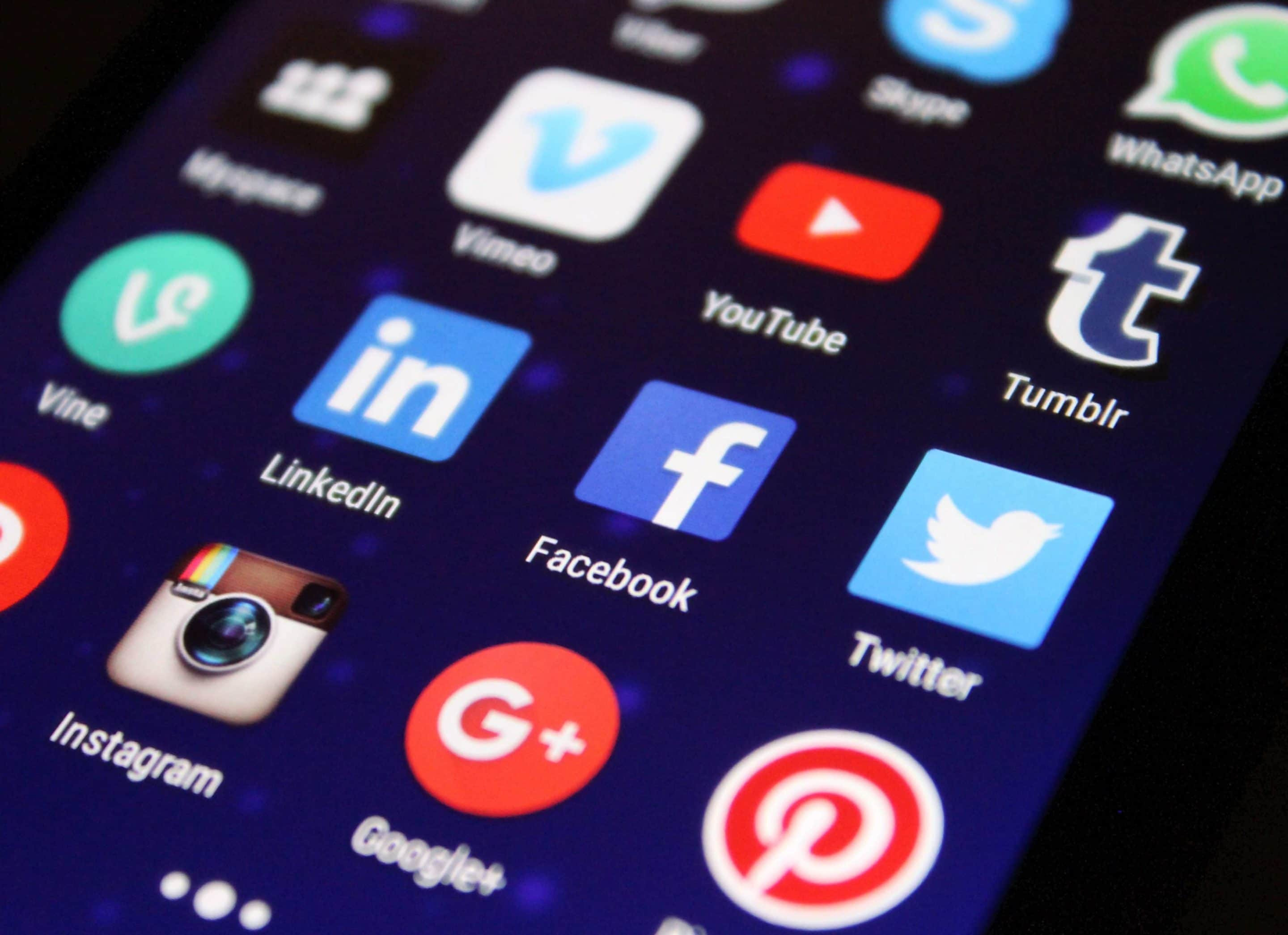 Keep your audience engaged through the help of your social media platforms.