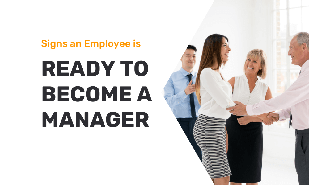 employee ready to be a manager