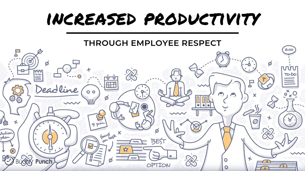 Increase Productivity Through Employee Respect