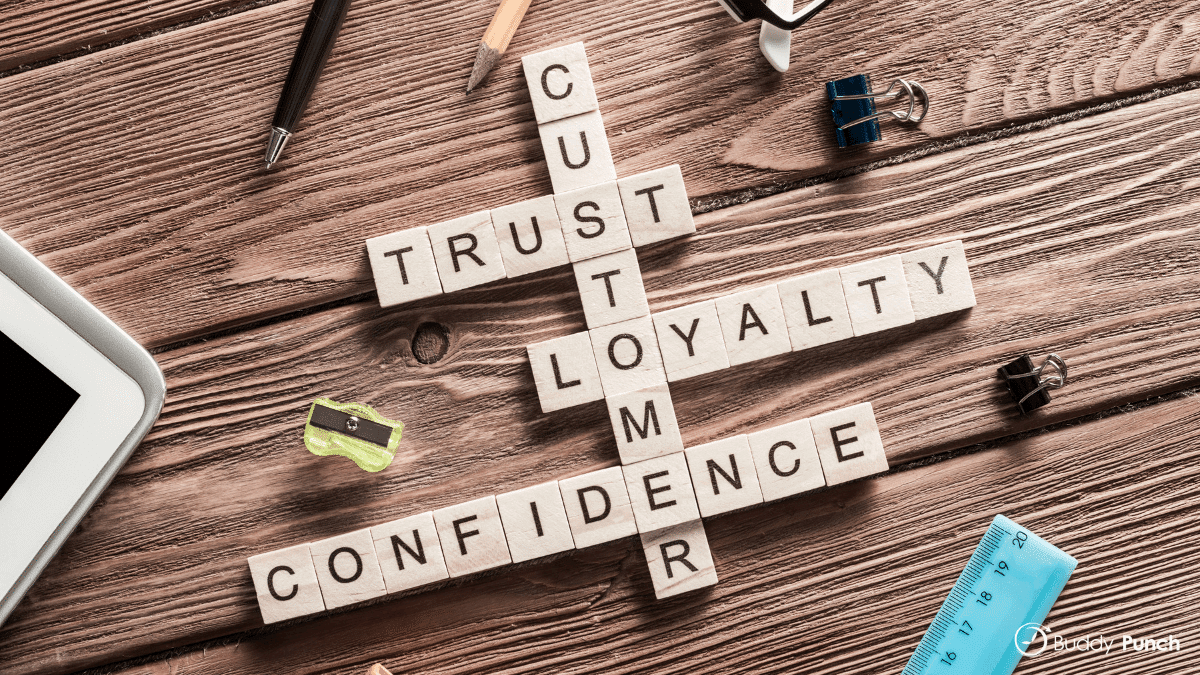 You can build trust with customers by providing direct contact to your customer support team.