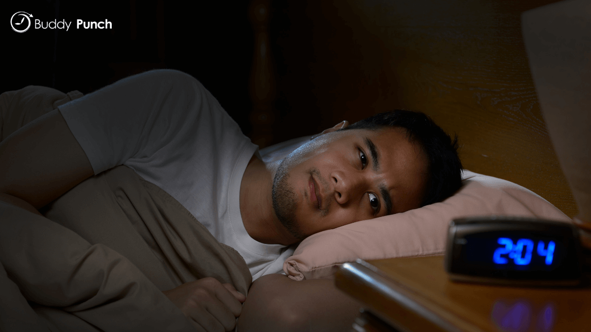 Insomnia can have drastic impacts on both the body and mind, so it's important for shift workers to seek help when they experience frequent sleepless nights.