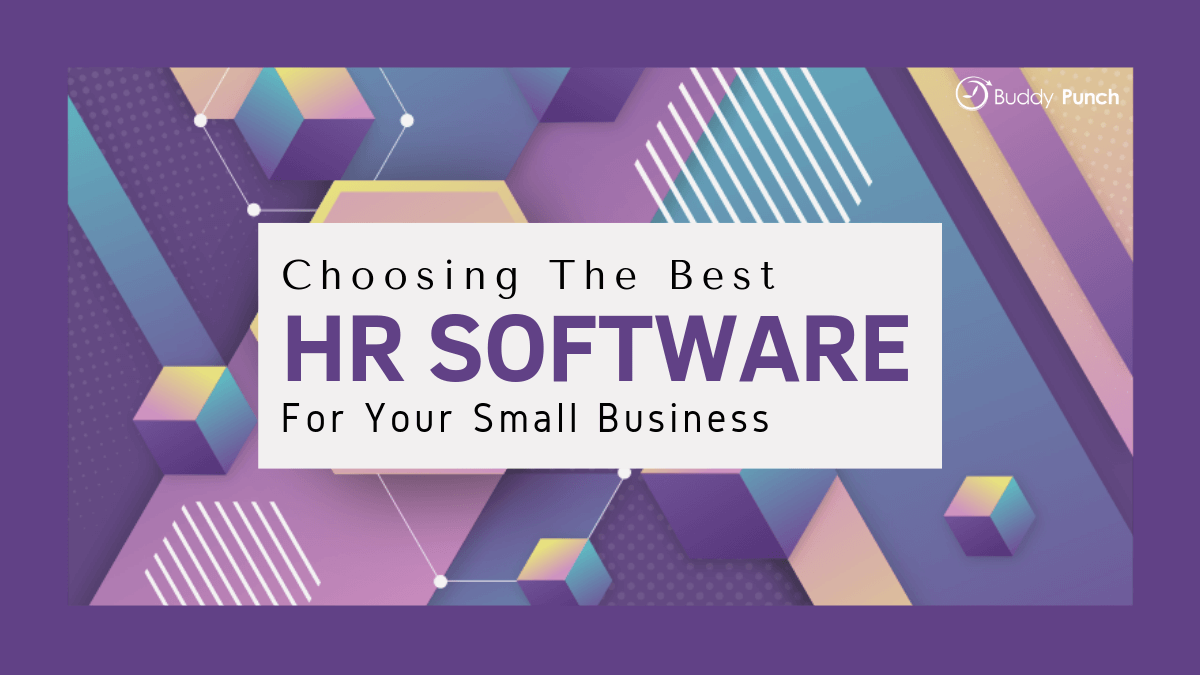 Choosing the Best HR Software for Your Small Business