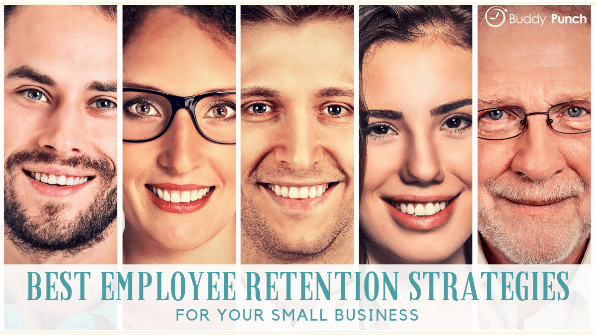 Best Employee Retention Strategies for your Business