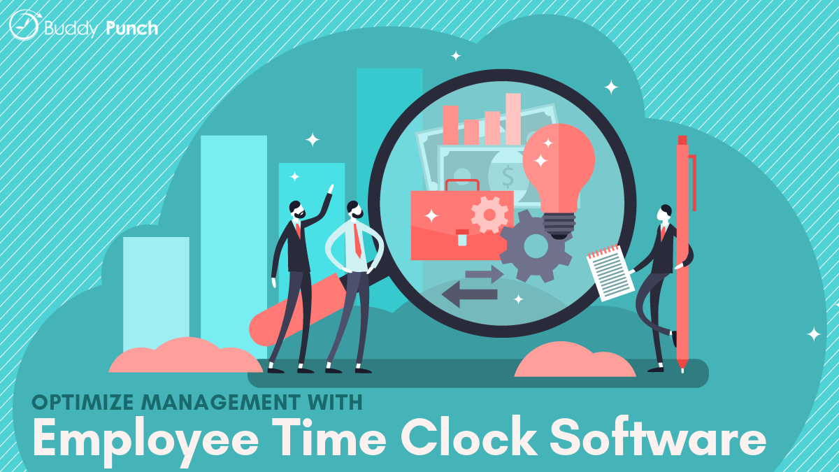 Optimize Management with Employee Time Clock Software