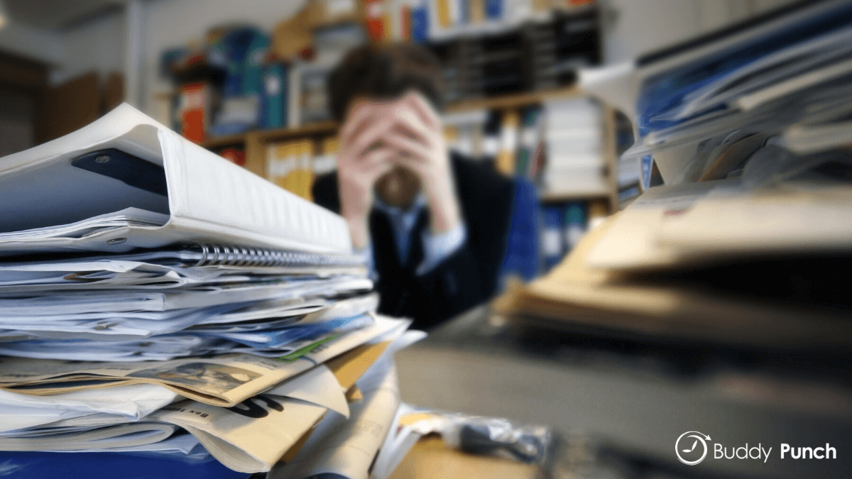 Common Overtime Errors That Occur Due To Lack Of Time Clock Software