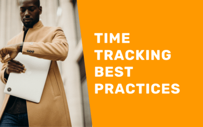 Time Tracking Best Practices