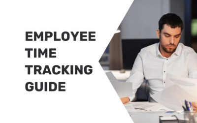 Employee Time Tracking: The Definitive Guide
