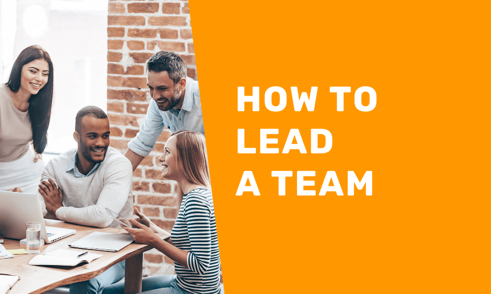 how to lead a team