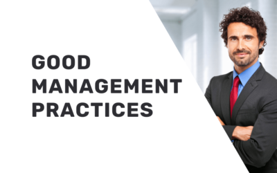 12 Good Management Practices to Use