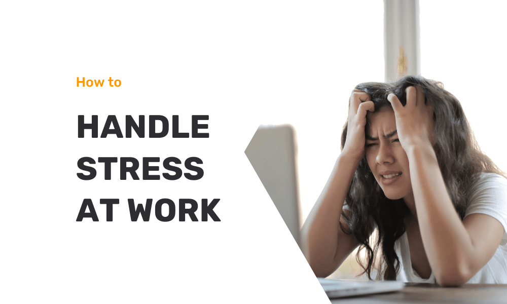 handle stress at work