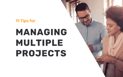 How to Manage Multiple Projects at the Same Time
