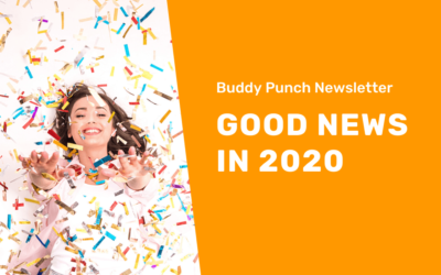 Some Good News Coming Out Of 2020