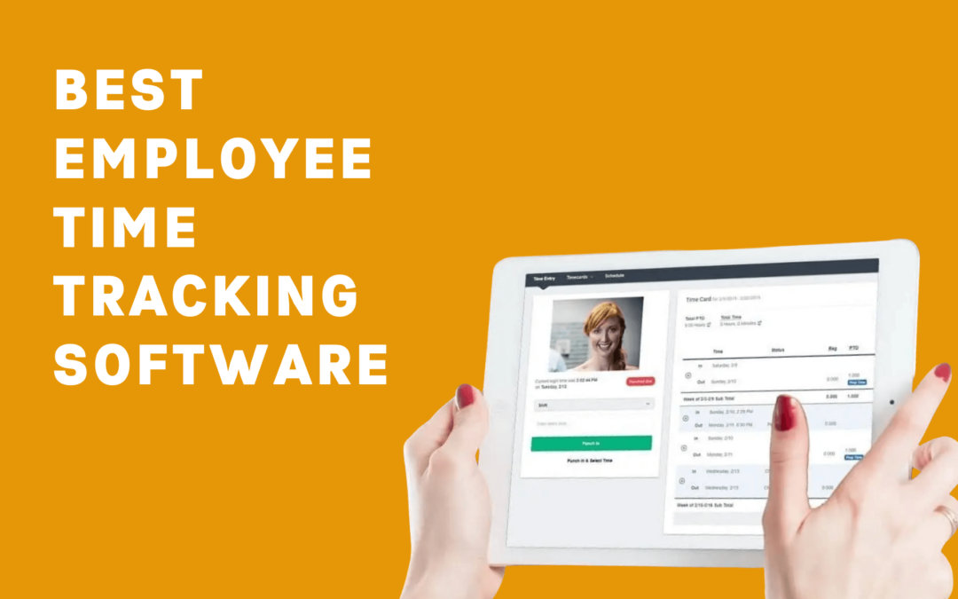 13 Best Employee Time Tracking Software & Apps for Small Businesses in 2021