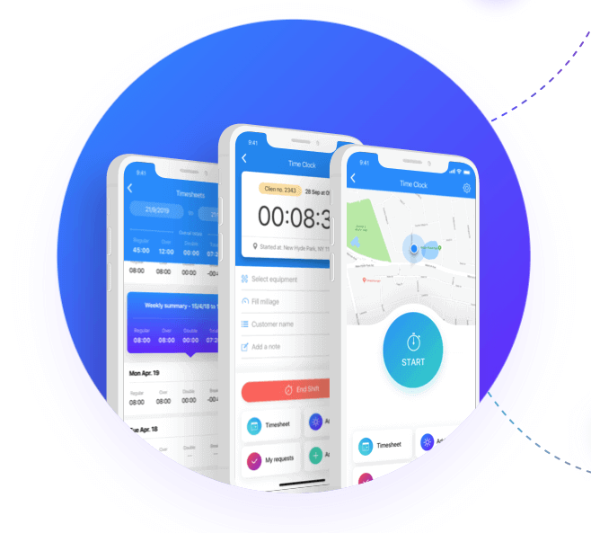 Connecteam homepage