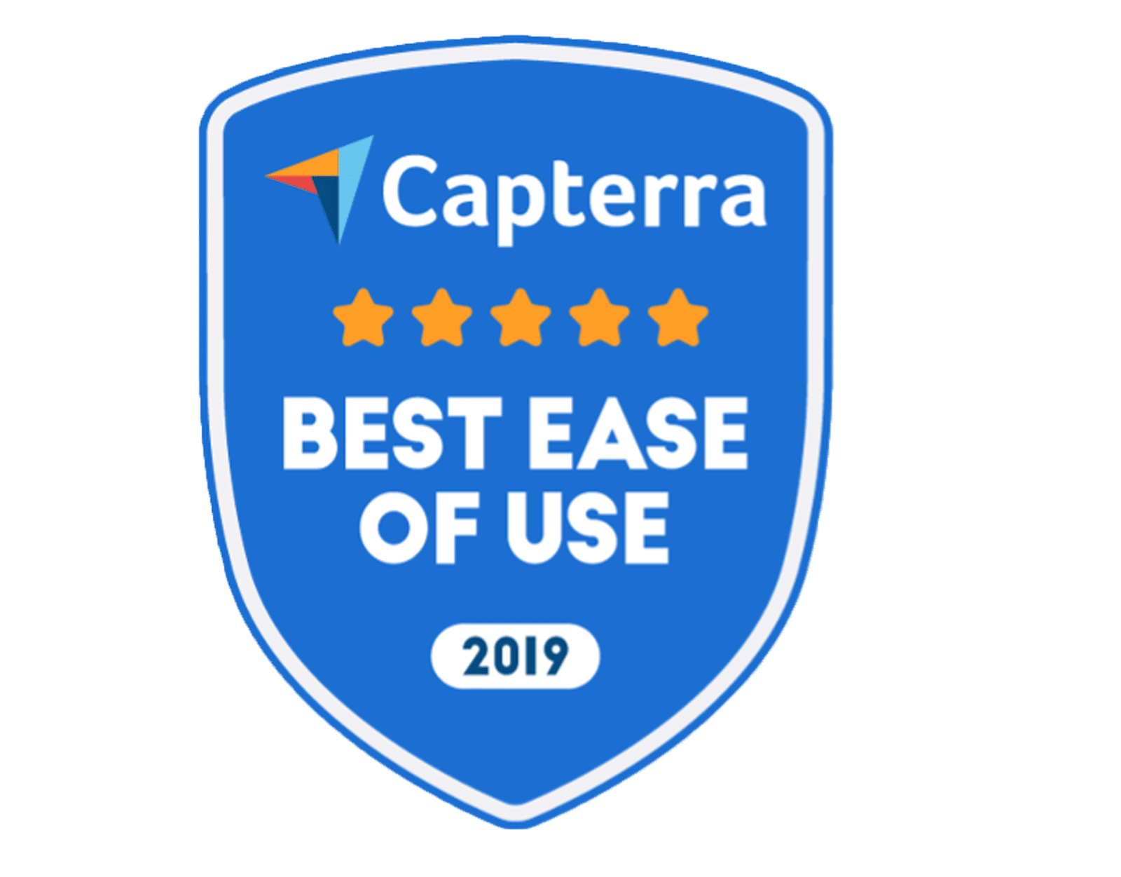 Capterra Best Ease Of Use