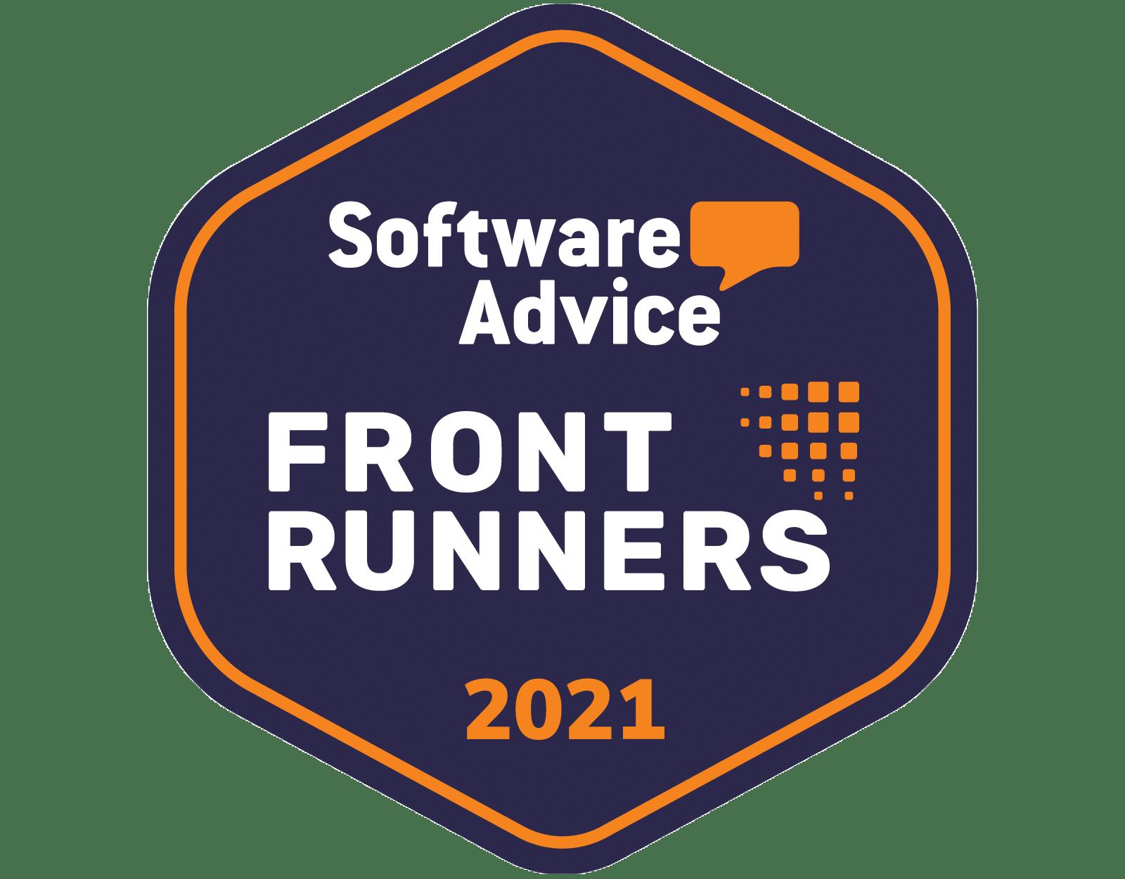 SoftwareAdvice FrontRunners