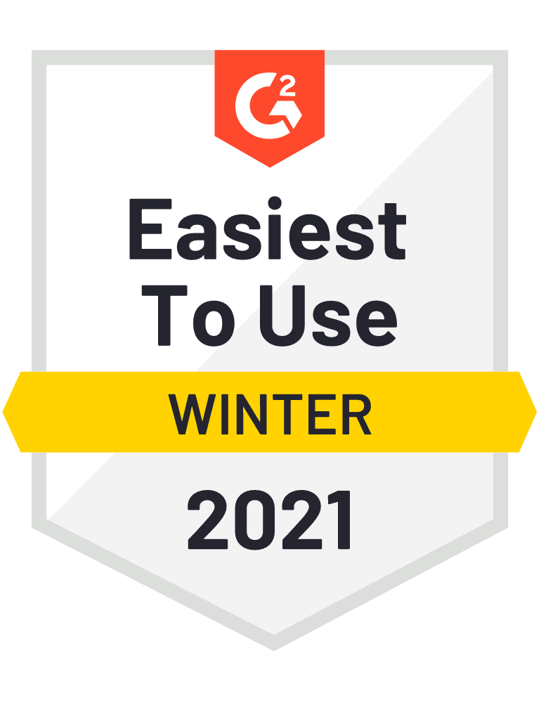 Easiest To Use Winter 2021