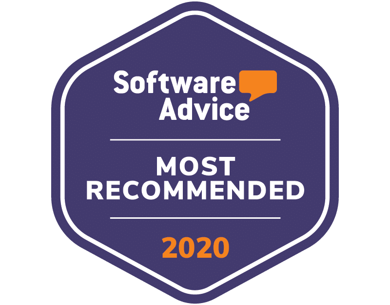 Software Advice Most Recommended