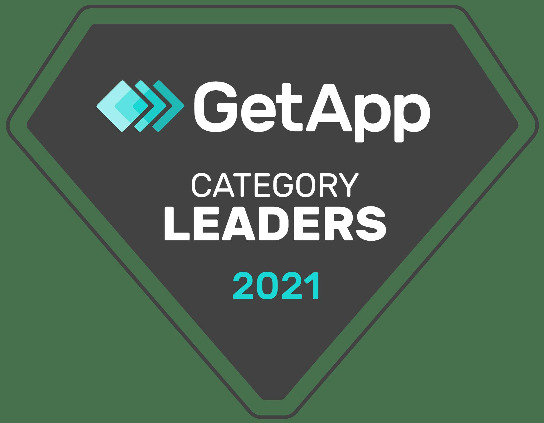 GetApp Time Clock Software Category Leader
