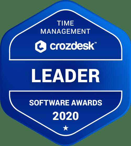 Crozdesk Software Award Leader