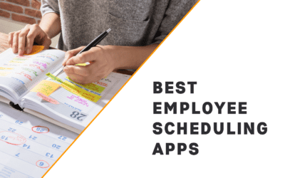 7 Best Employee Scheduling Software Apps: Features & Reviews
