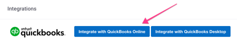Buddy Punch integrates with QuickBooks Online and QuickBooks desktop