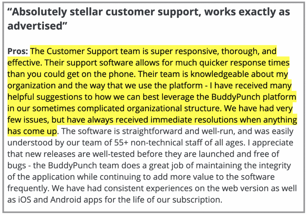 Absolutely stellar customer support, works exactly as advertised