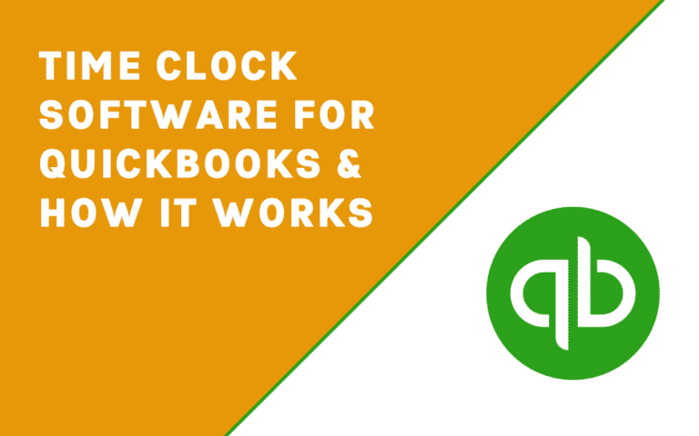 Why We Built a Time Clock Software for QuickBooks & How It Works
