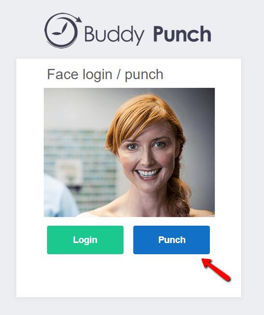 Face login